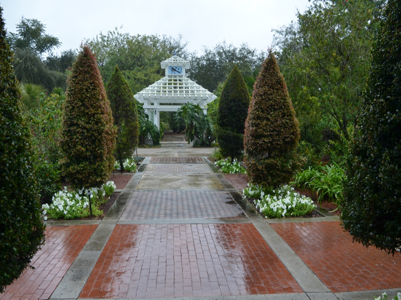 Harry P. Leu Gardens